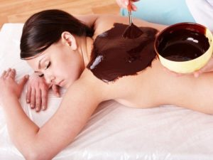 Процедура шоколадного обгортання